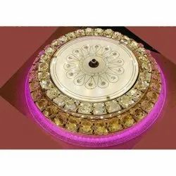 Crystal Ceiling Dome Light
