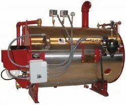 Oil & Gas Fired 800 kg/hr Industrial Steam Boiler