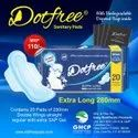 Dotfree Extra Long Sanitary Pads