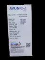 Avunic- Z Vitamin-c+ Zinc 10x15