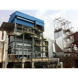 Coal Fired 2000 kg/hr Fluidized Bed Combustion (FBC) Boiler
