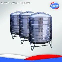 Stainless Steel Industrial Water Tank