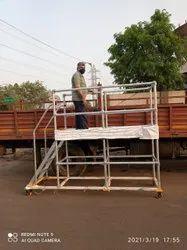 Movable Work Platforms