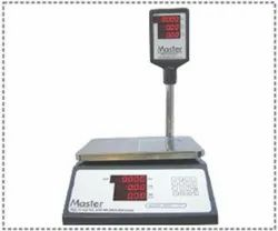 Table Top Price Computing Weighing Scale