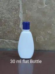 30ml Flat Lotion Bottle