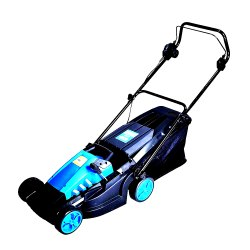 Lawn Mower with Induction Motor for heavy duty use and low maintenance cost