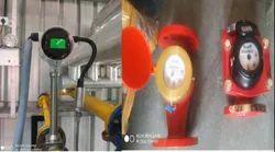 Gas and Liquid  Flow Meter