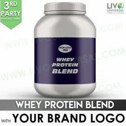 Blend Whey Protein, 3 Kg, Non prescription