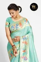 Women Designer Silk Saree