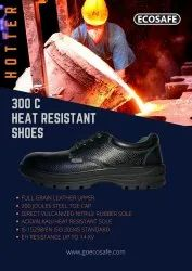 Heat Resistant Nitrile Safety Shoes
