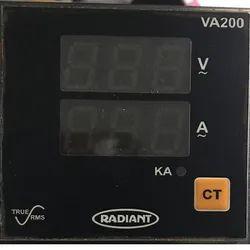 VA-X00 Volt Amp Meter