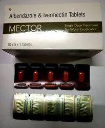 Albendazole 400 Mg And Ivermectin 6 Mg