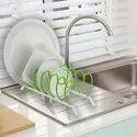 Plate Kitchen Accesories Items Rack / Kitchen Organizer