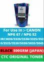Canon Color Toner Cartridge Npg67