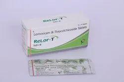 Lornoxicam Thiocolchicoside Tablet