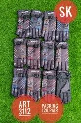 Rexine Sports Hand Gloves, For Industrial, Model Name/Number: ART-3112