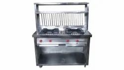 SS Chole Bhature Counter
