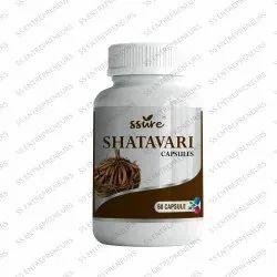 Ssure Shatavari Capsule