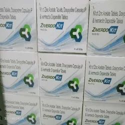 Ziverdo Kit Strip of 17 Tablets and 10 Capsules