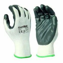 Frontline Nitrile Coated Gloves