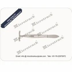 Microtrack Putterman Muscle Clamp Ophthalmic Instruments