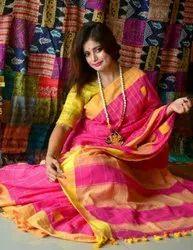 Handloom Cotton Designers Sarees
