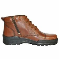 Brown TSF Police Shoes