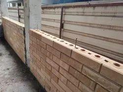 Mud Block Construction, in Trichy