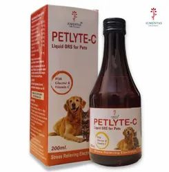 Petlyte C - Liquid Ors/ Electrolyte For Instant Energy For Pets, Packaging Type: Pet Bottle, Packaging Size: 200 Ml