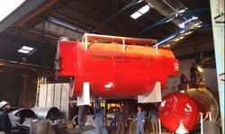Coal, Gas & Oil Fired 1000-2000 kg/hr Steam Boiler IBR Approved