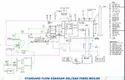 Oil & Gas Fired 12 TPH Steam Boiler IBR Approved