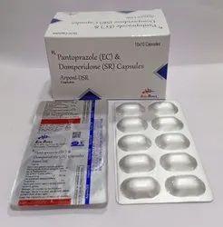 Pantoprazole 40mg & Domperidone 30mg For Doctors,Nursing Homes&Hospitals