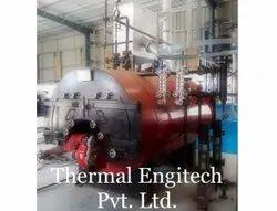 Oil & Gas Fired 0-500 kg/hr Steam Boiler IBR Approved