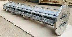 Industrial Cooler SS Tube Bundle