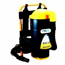 Aircraft Cleaner Backpack Vacuum Cleaner Commercial Grade Powered by Double Stage Italian Motor