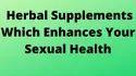 Natural Male Enhancement Vitamins
