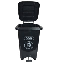 Plastic Dustbins DIN EN 840 Certified