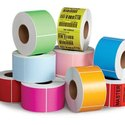 Roll Form Label Paper And Vinyl Both In All Colour