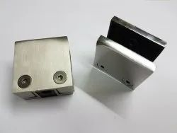 Stainless Steel Glass Clamp