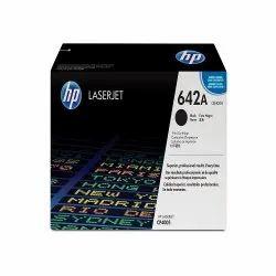 HP 642A Black Original LaserJet Toner Cartridge (CB400A)