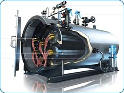 Electric Heater Fired 2 TPH Steam Boiler