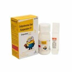 Cepodryl-100 Cefpodoxime Oral Suspension IP