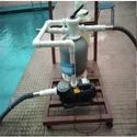 Trolley Mounted Suction Sweeping Machine