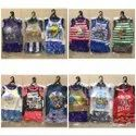 Multicolor Kids Tshirts And Pant