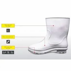 Don White Hillson Safety Shoes