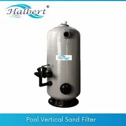 Swimming Pool Vertical Deep Bed Sand Filter