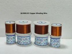 38 SWG EC Copper Winding Wire