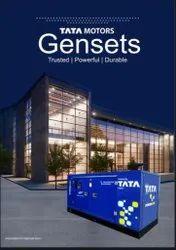 62.5kva Tata Silent Diesel Generator