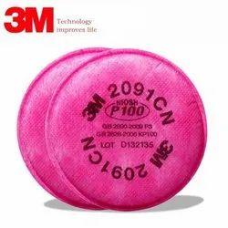 3M 2091 P100 Filter