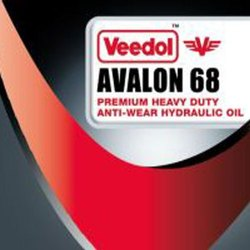 Veedol Avalon 68 Hydraulic Oil